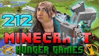 Minecraft: Hunger Games w/Mitch! Game 212 - Raising An Army! Riding A Horse!