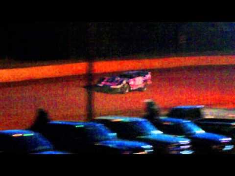 Laurens County Speedway Crate Heat 4/20/13