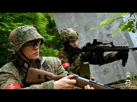 Airsoftová Akce Overlord II - 19. 05. 2018 - APK Airsoft Crew