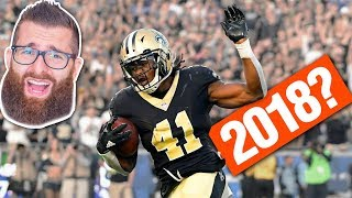 Who is this year's Alvin Kamara? (Fantasy Football 2018)