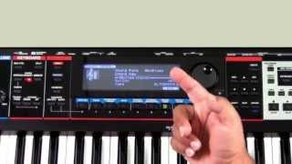 Roland Juno-Gi - How to use Chord Memory