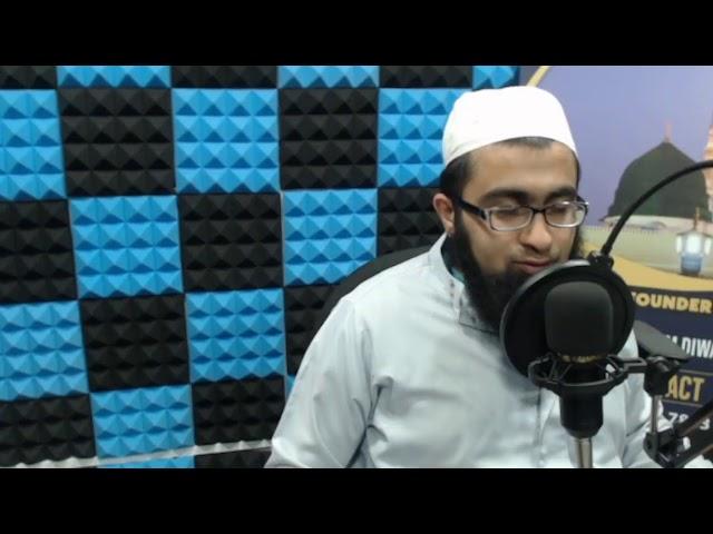 Lessons from Quran and hadith - Molana Huzaifah patel -6th July 2021