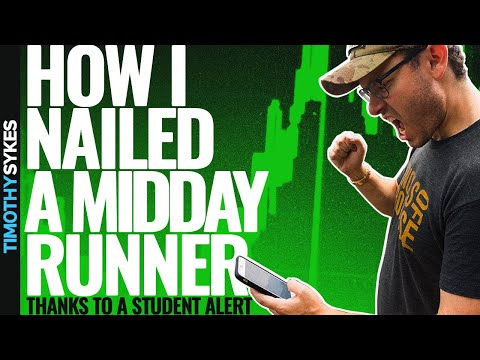 How I Nailed a Midday Runner Thanks to a Student Alert