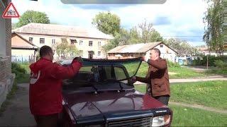 видео Замена лобового стекла на ВАЗ 2101-ВАЗ 2107