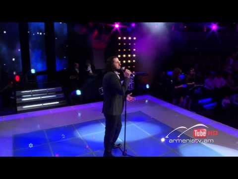 Edvard Khacharyan, You're My Everything - The Voice Of Armenia -- Live Show 9 -- Season 1