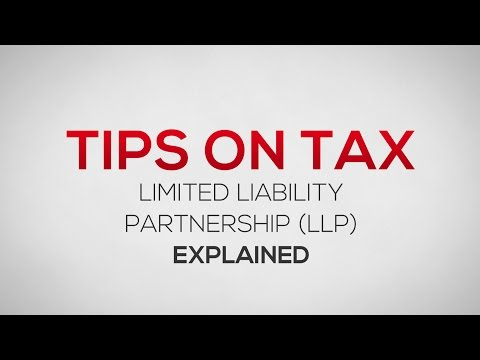 What is a Limited Liability Partnership? (LLP)
