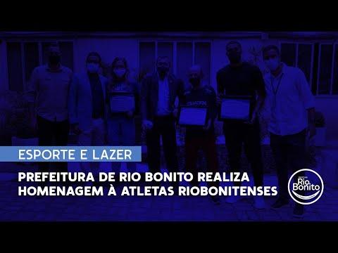 PREFEITURA DE RIO BONITO REALIZA HOMENAGEM À ATLETAS RIOBONITENSES