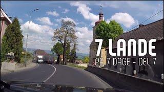 7 lande på 7 dage - Del 7 (På afveje i Tjekkiet?)