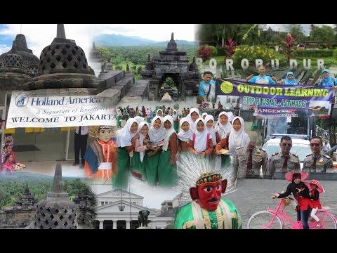 Indonesia - Island of Java (Jakarta & Semarang - Borobudur)