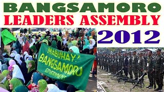 Bangsamoro Leaders Assembly (OFFICIAL COVERAGE - Full Length)