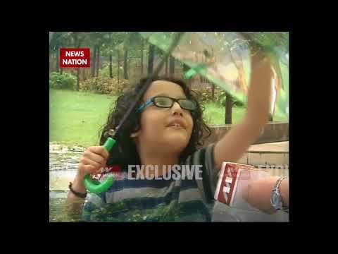 Serial Aur Cinema: Yeh Rishta Kya Kehlata Hai's 'Luv-Kush' Enjoy The Monsoons