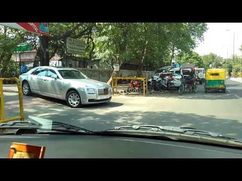 ROLLS ROYCE... IN DELHI