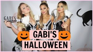 GABI'S HALLOWEEN PARTY