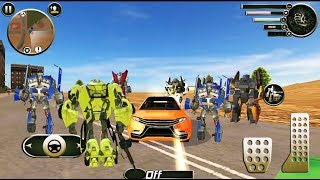 Rise of Steel Game #12 Vs All Robots  | by Naxeex Robots |  Android GamePlay FHD