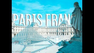 TOP 3 THINGS TO DO w/ 8 HOURS IN PARIS!! 2017 PARIS TRAVEL VLOG #2
