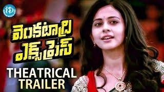 Venkatadri Express Movie Trailer - Sandeep - Rakul Preet Singh