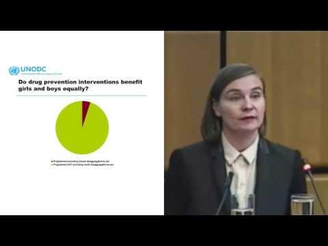 Giovanna Campello - Gender Sensitive Drug Use Prevention