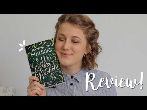 MY COUSIN RACHEL // DAPHNE DU MAURIER REVIEW