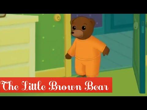 LITTLE BROWN BEAR S01 EP01 HD - FULL EPISODE