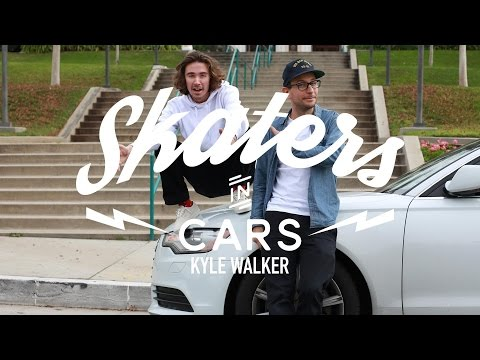 Skaters In Cars: Kyle Walker - Part 1 | X Games