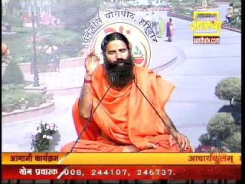 Exercise for High Blood Pressure | Baba ramdev Yoga |