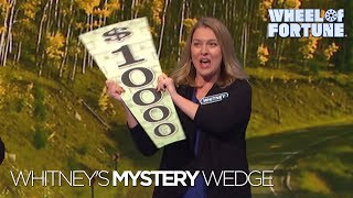 Whitney's Mystery Wedge | Wheel Of Fortune