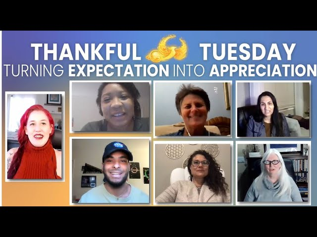 Thankfulness & Gratitude