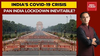 Covid-19 Second Wave: Nationwide Lockdown Inevitable? | Newstrack With  Rahul Kanwal