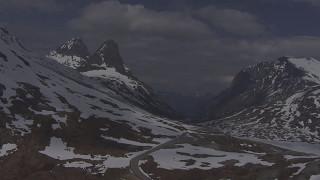 Kongen, Dronninga og Bispen, Trollstigen, Romsdalshorn - Flying Over Norway