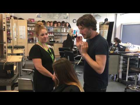 Hair & Beauty   College Vid