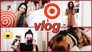 Target Haul, How I Dye My Hair at Home, Huge Jcrew Factory Sale Order, Foster Dog, Luv!...WEEK VLOG!