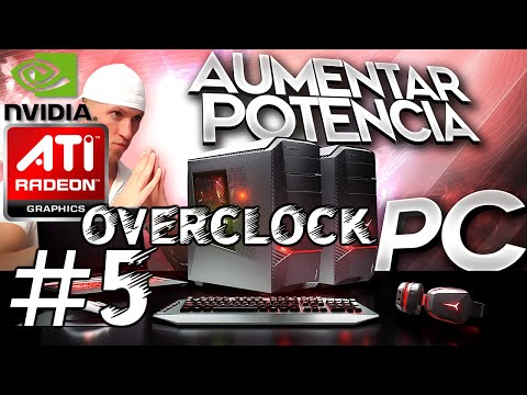 ↗ ACELERAR PC al MAXIMO ♛ OVERCLOCK para JUEGOS más rapidos en PC ✔ WINDOWS 10 | 8.1 | 8 | 7 y XP