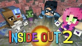 Minecraft Inside Out 2 - Memory Cores Recovered (Minecraft Roleplay) Minecraft Teen Titans