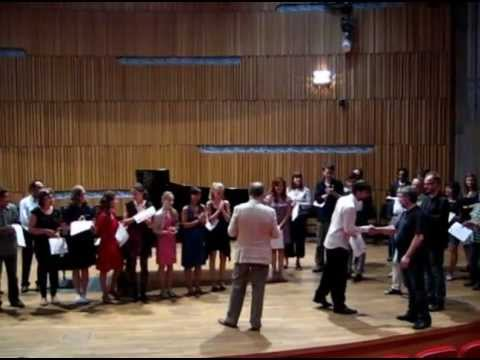 Finish of International Summer Piano Courses of The Prague Conservatory 2012.wmv