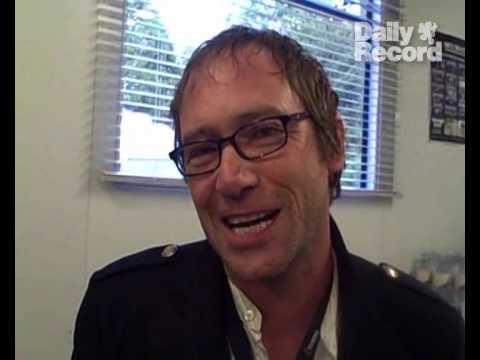 Simon Fowler Daily Record Belladrum 3909 Simon Fowler chat YouTube