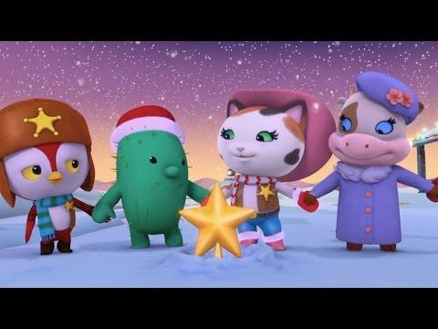 Disney Junior - Feliz Navidad a todos (2016) ♫