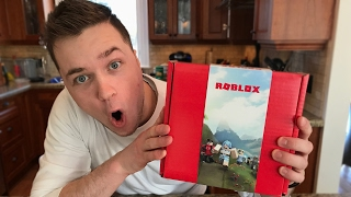 THE MOST RARE ROBLOX TOYS UNBOXING