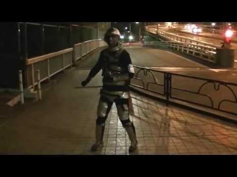 宇宙刑事ギャバンOPを実際にやってみた~改訂版~ - YouTube