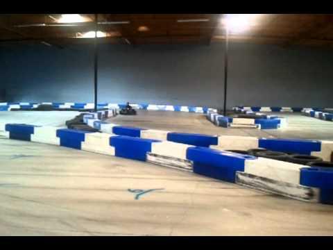JAM Raceway, Bakersfield, California - June 19, 2012 Initial Visit