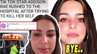 What ACTUALLY happened to Addison Rae?
