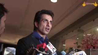 Siddharth Kannan & Neha Agarwal Wedding Reception | Sonu Sood