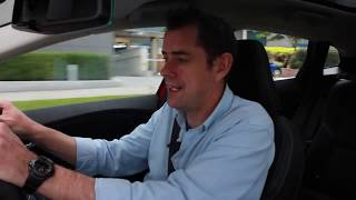 Volvo V40 first drive