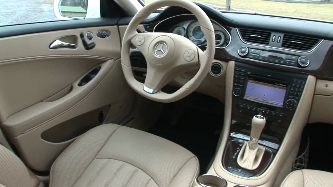 2010 mercedes benz cls550 drive time review youtube. Black Bedroom Furniture Sets. Home Design Ideas