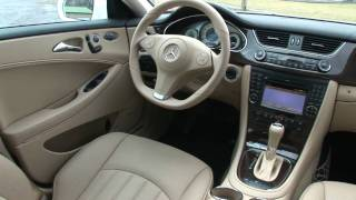 2010 Mercedes-Benz CLS550 - Drive Time Review