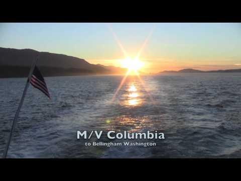 Alaska Marine Highway Ketchikan-Bellingham Washington