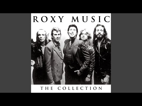 roxy music the thrill of it all