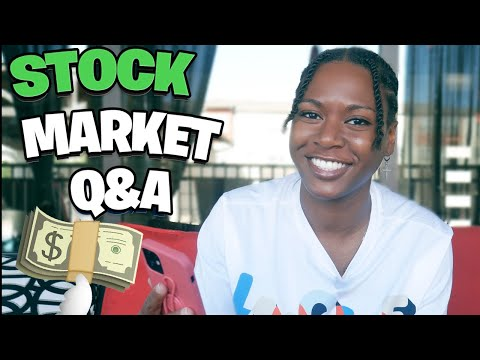 $5,000 Per Month From Stocks Dividend Investing?! | Stock Market Q&A Part 1