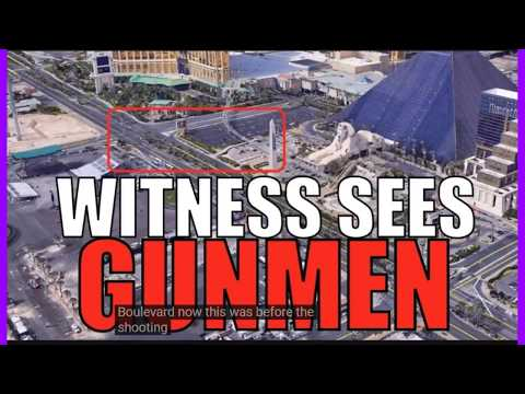 WAS THERE A CAR BOMB AT THE LUXOR? VEGAS SHOOTING
