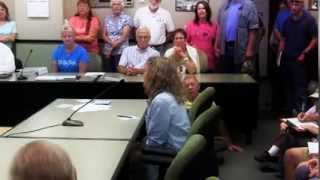 03 Sep 2013 State of Jefferson hearing with Siskiyou County Supervisors