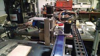 Diy Cnc Router/plasma/mill Linear Carriage Build # 15 Part 5